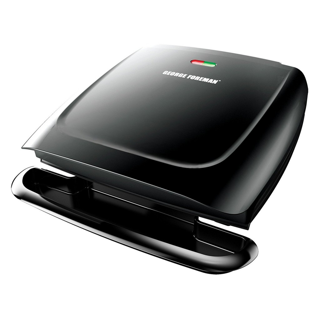 George Foreman Grill Steak Time