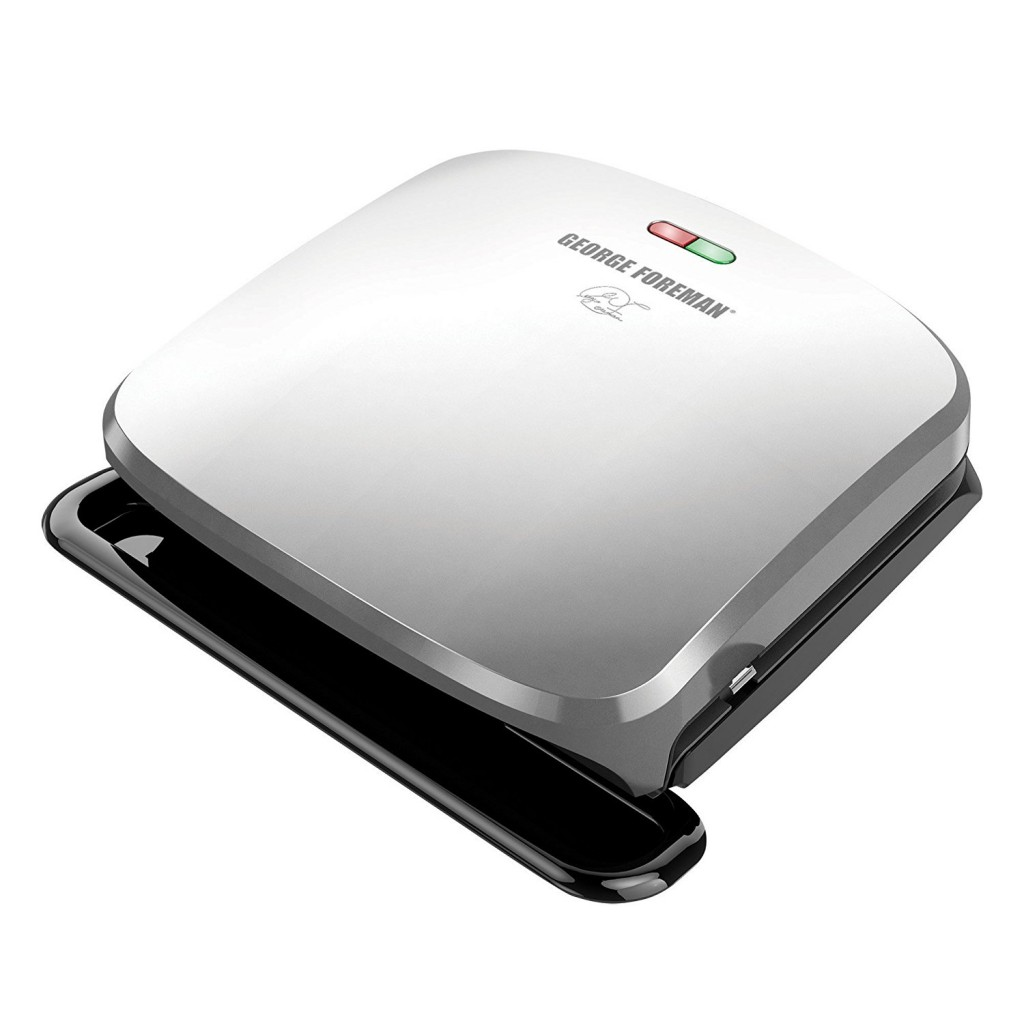 George Foreman Indoor Outdoor Electric Grill
