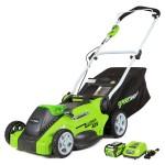 Greenworks Cordless Lawn Mower