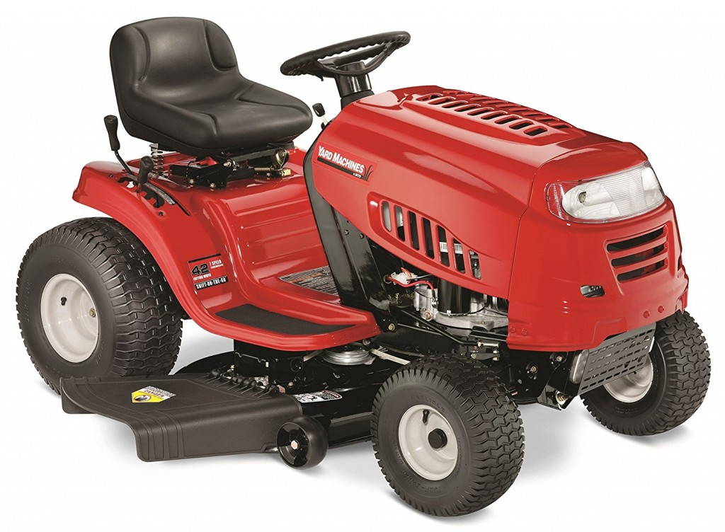 Huskee Riding Lawn Mower