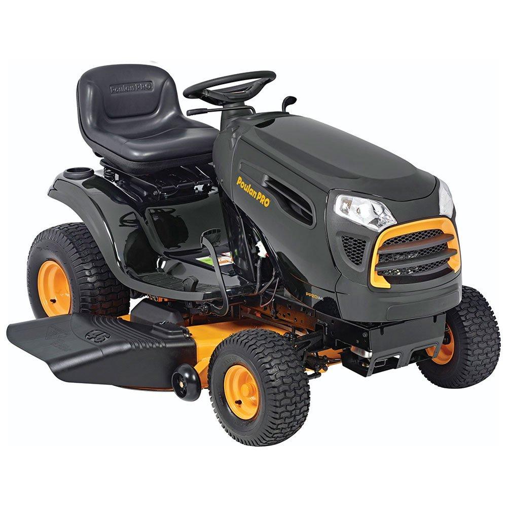 Poulan Pro Riding Lawn Mower