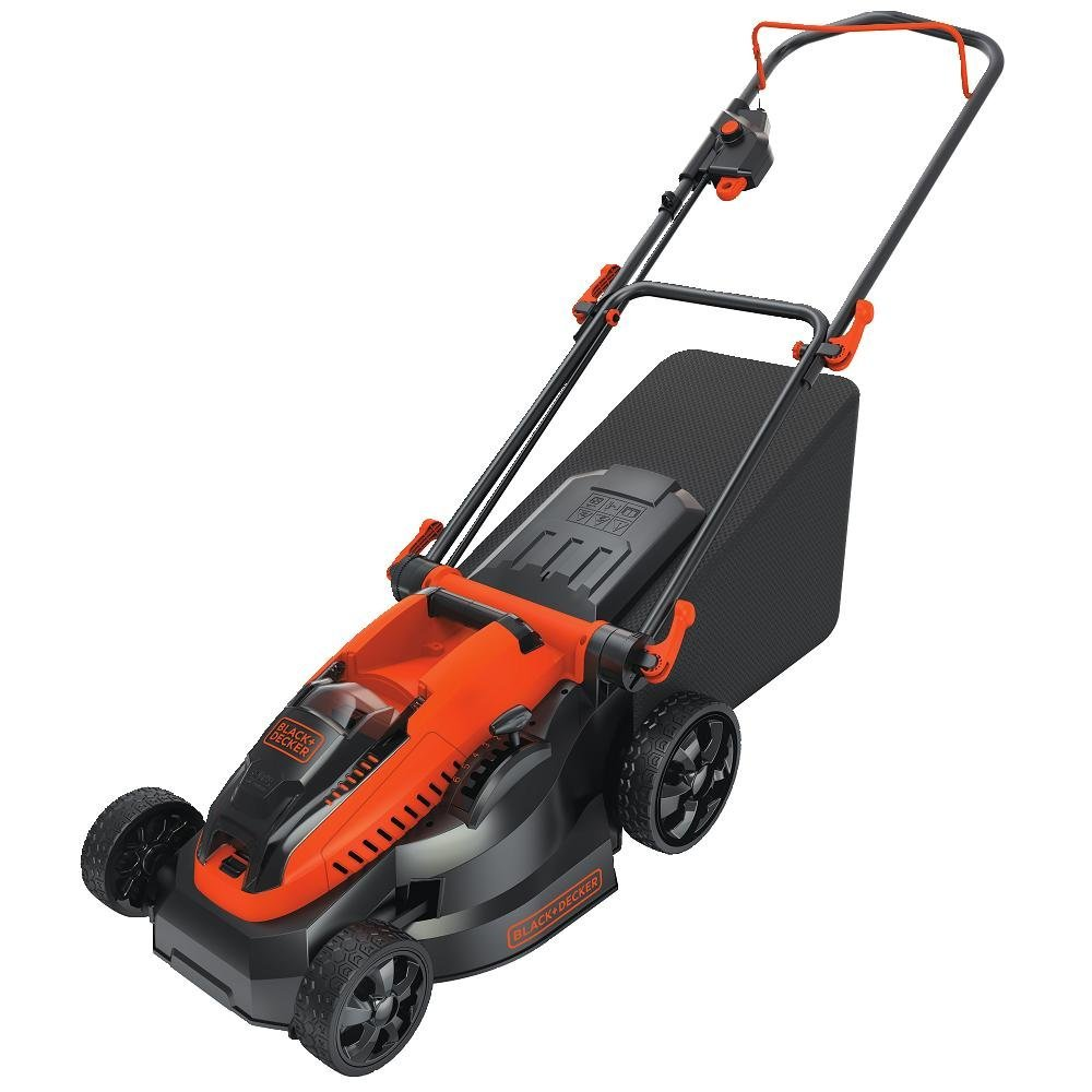 Push Button Start Lawn Mower