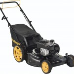 Top Rated Self Propelled Lawn Mowers