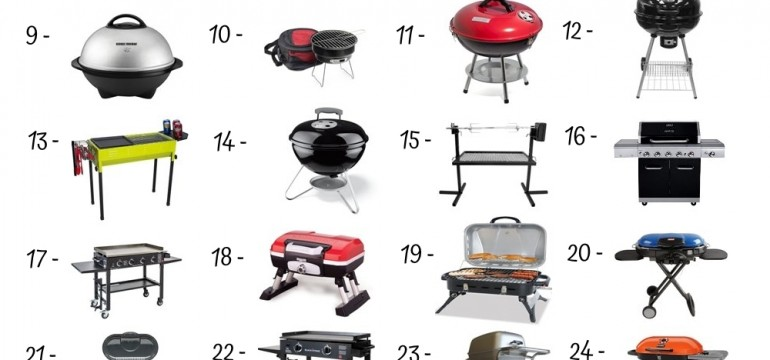31 Best Portable Grill