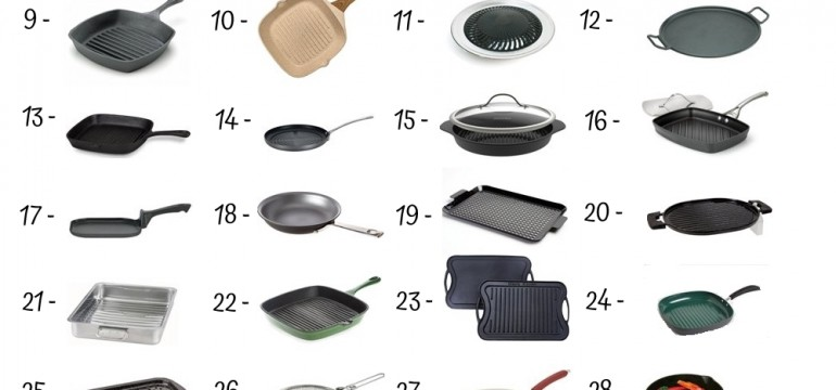 34 Best Grill Pan