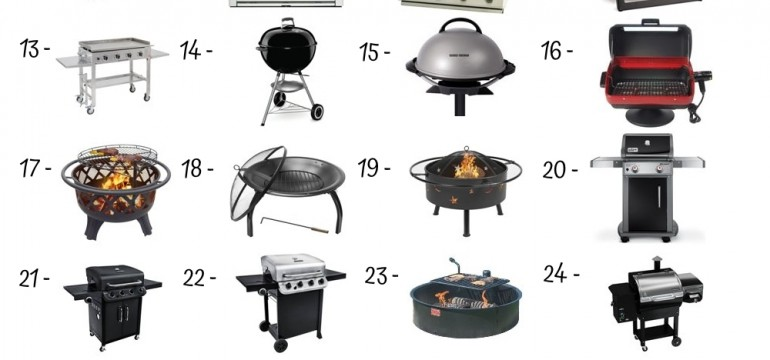 34 Best Outdoor Grill