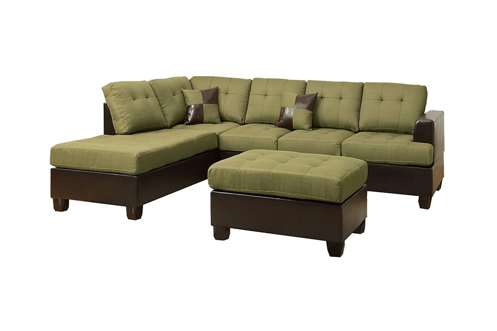 Green Sectional Couch
