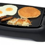 Indoor Flat Top Grill