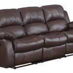 Leather Sectional Couches With Recliners