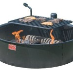 Outdoor Grill Inserts