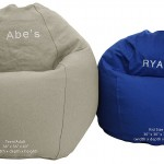 Personalized Bean Bag Chairs
