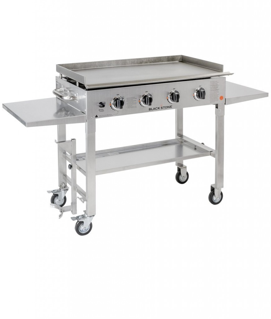 Portable Flat Top Grill