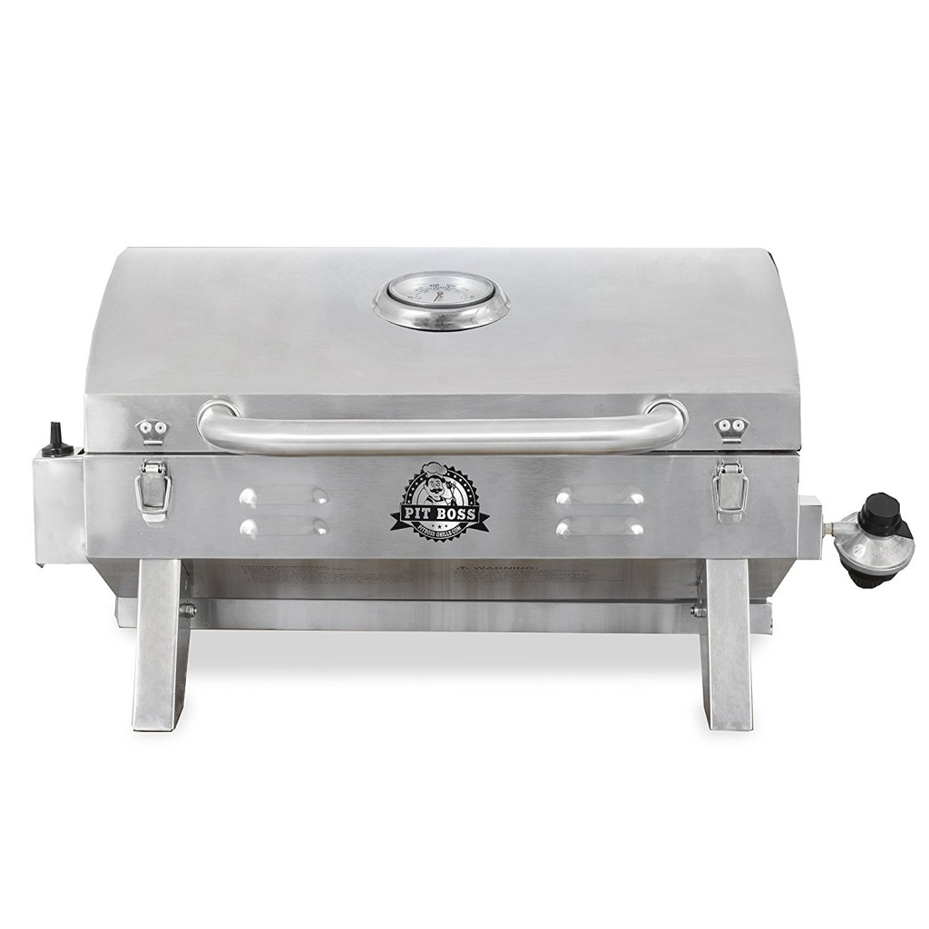 Stainless Steel Portable Grill