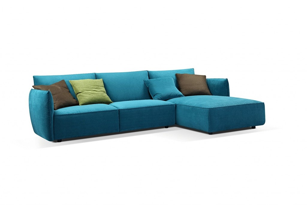 Teal Sectional Couch