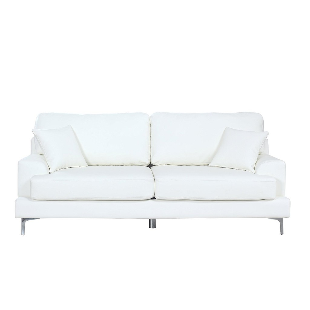 White Sofa Living Room