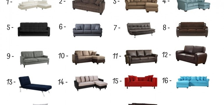 20 Best Sectional Couch Under 500$
