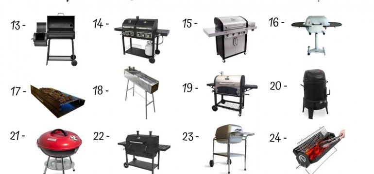 36 Best Charcoal Grill