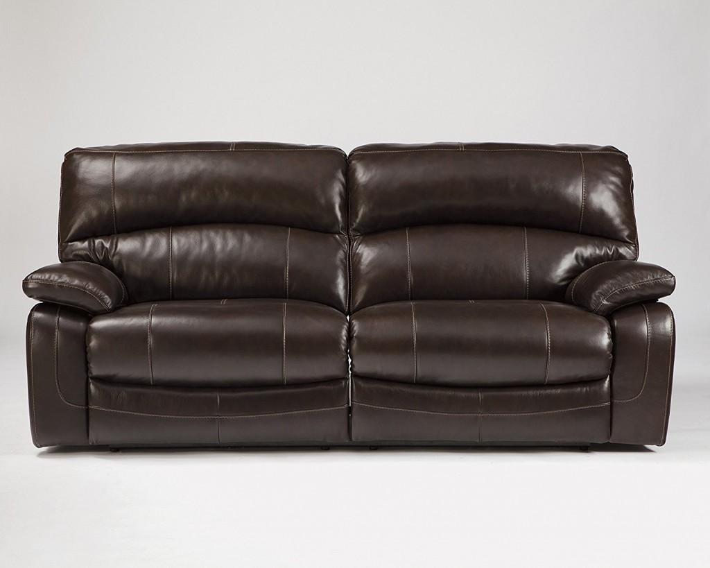 Ashley Furniture Signature Design Damacio Recliner Sofa