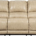 Ashley Yancy 2920287 91 Reclining Power Sofa