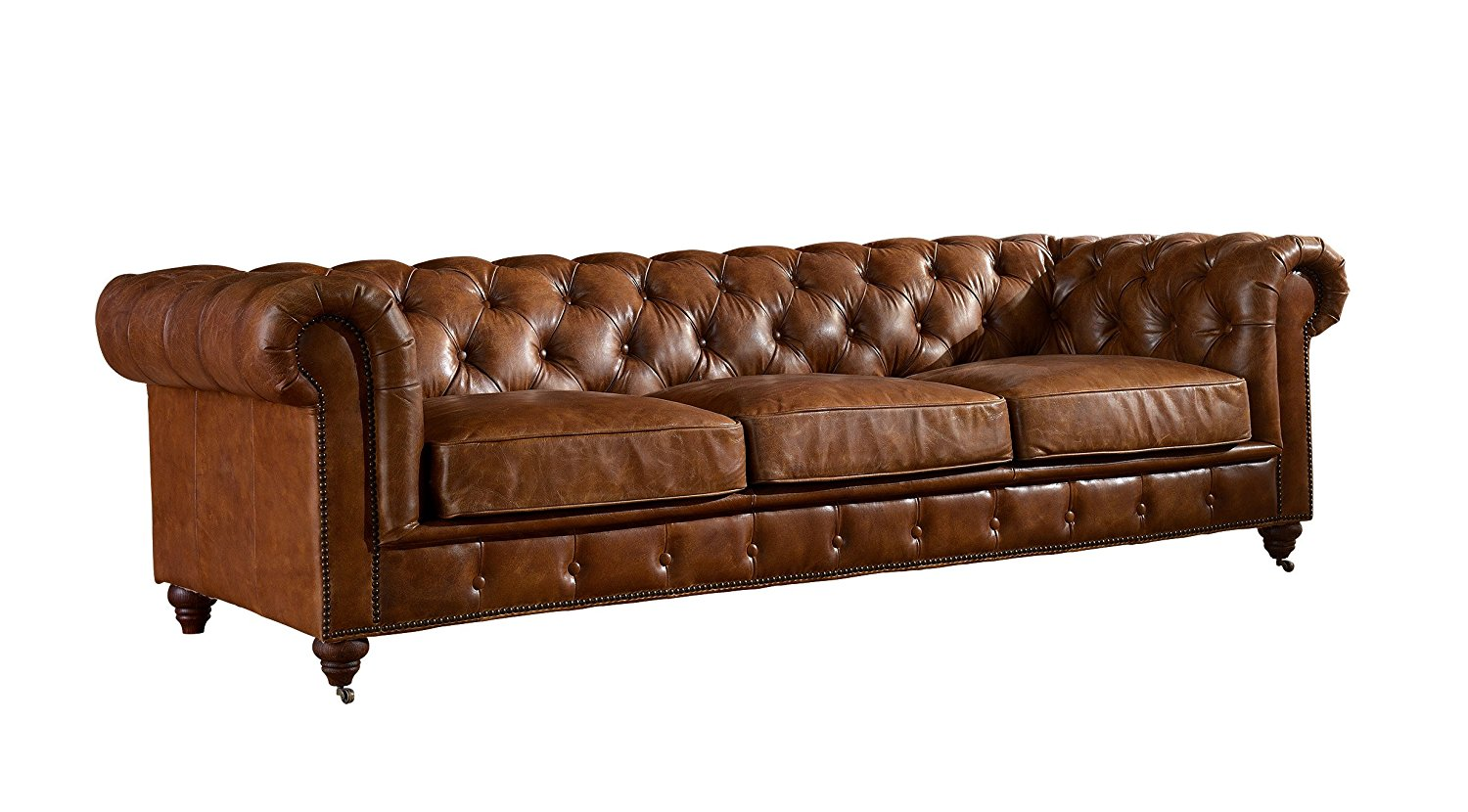 Crafters And Weavers Top Grain Vintage Leather