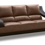 Global Furniture Wyatt Collection Leather Matching Sofa