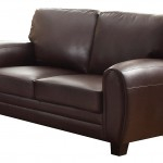 Homelegance 9734DB 2 Upholstered Loveseat