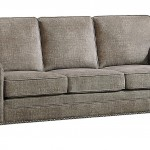 Homelegance Cornelia Rolled Arm Sofa