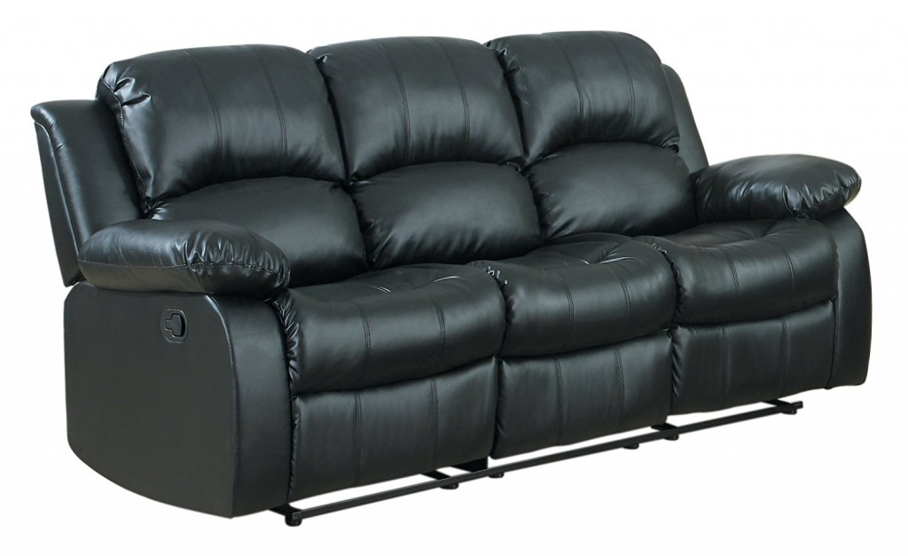 Homelegance Double Reclining Sofa