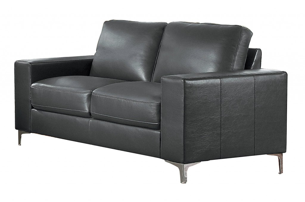 Homelegance Track Arm Loveseat