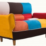 Merax 55 74 Multicolor Adjustable Loveseat Home Furniture Sofa