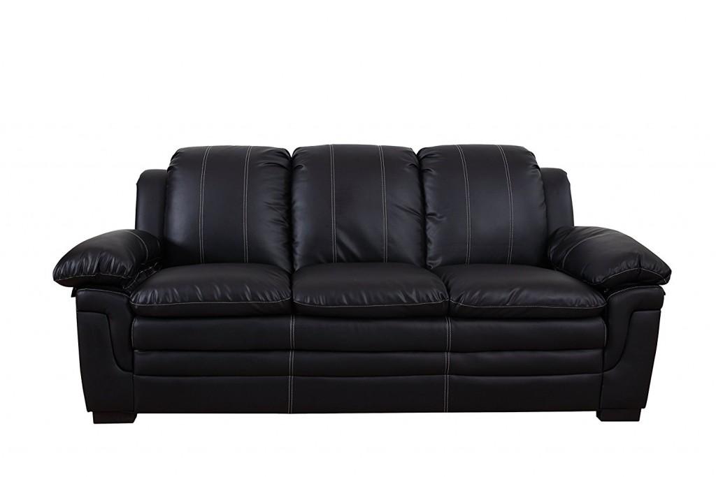 Black Living Room Furniture Sets