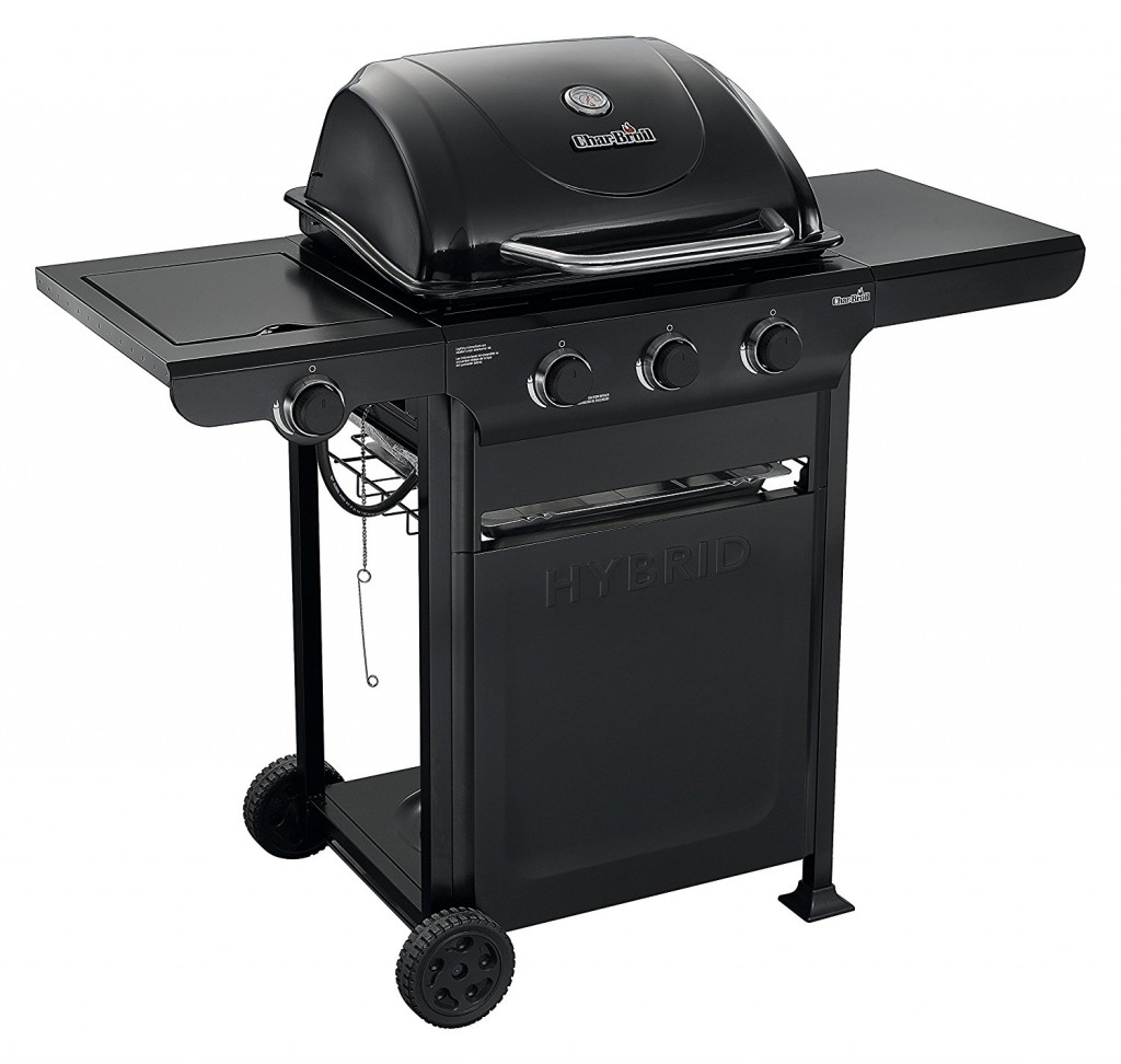 Char Broil Charcoal Gas Combo Grill
