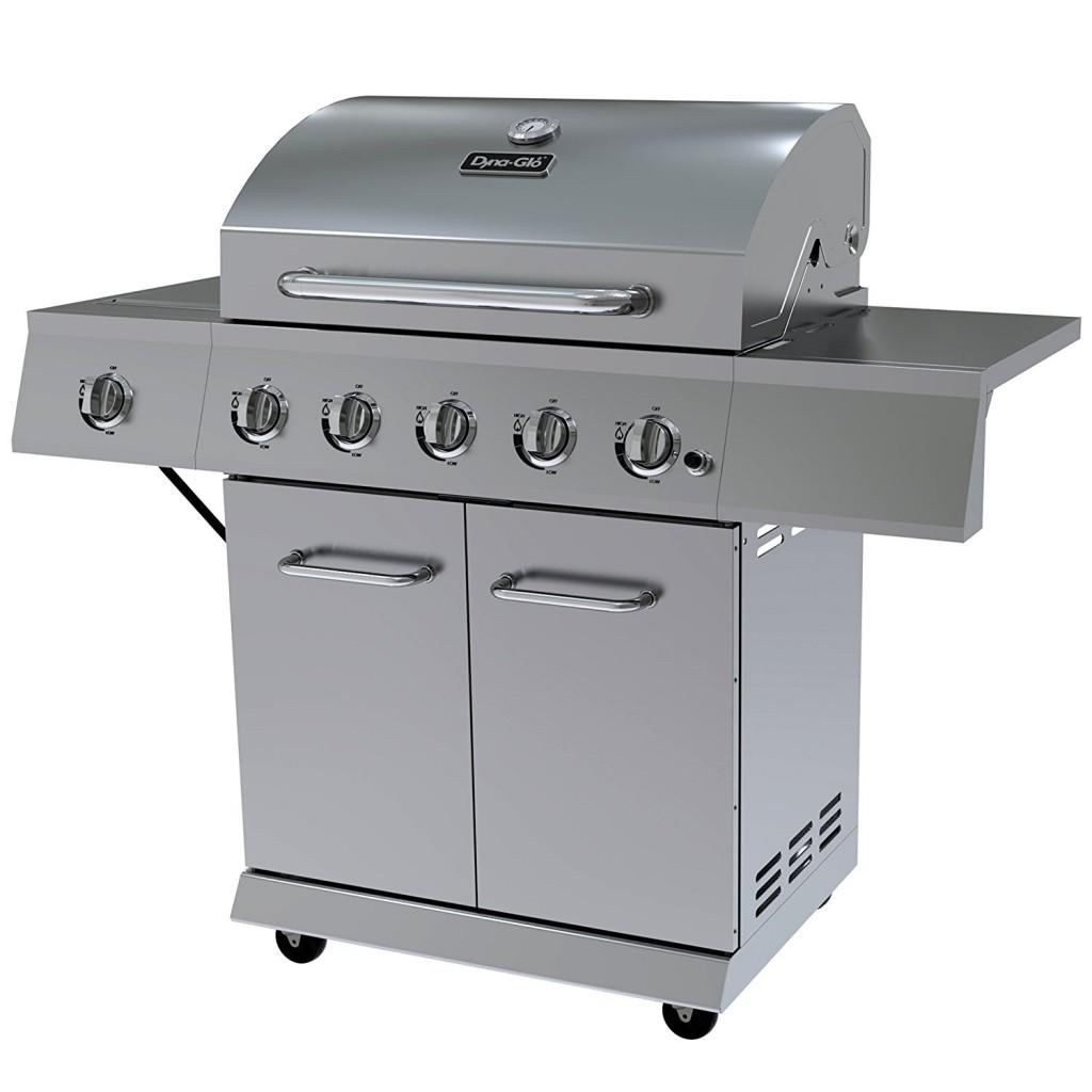 Dyna Glo 5 Burner Gas Grill