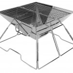 Folding Charcoal Grill