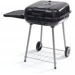 Square Charcoal Grill