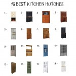 16 Best Kitchen Hutches