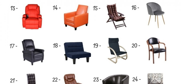 34 Best Living Room Chairs