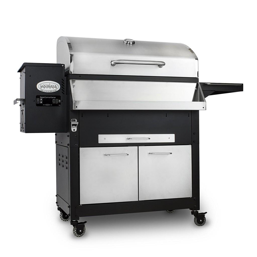 Louisiana Grills 60800 Stainless Steel Wood Pellet Grill
