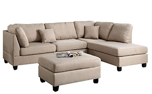 Beige Living Room Set