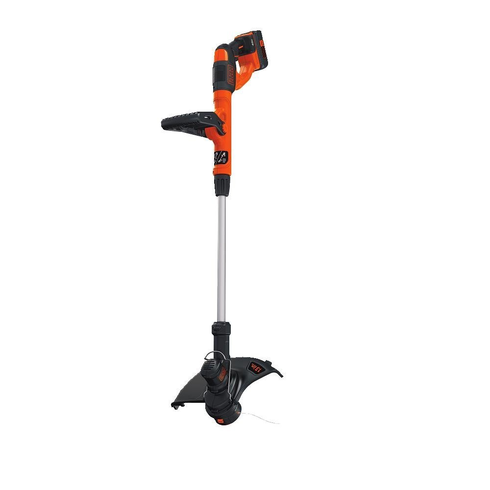 Black And Decker Cordless Trimmer Edger
