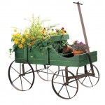 Garden Wagon Planter