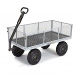 Heavy Duty Garden Wagon