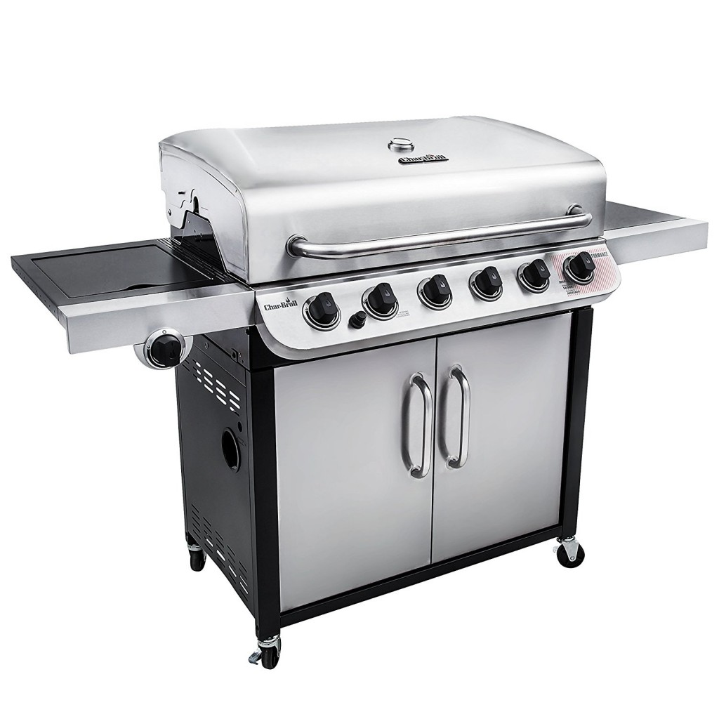 Large Gas Grills