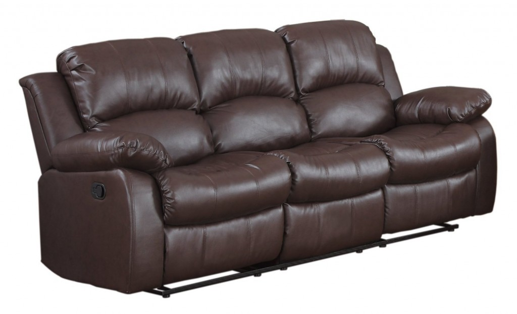 Large Leather Couch