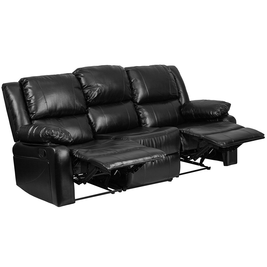 Leather Couch Recliner