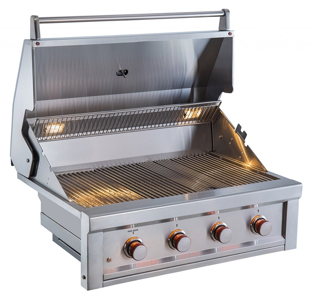 Natural Gas Barbecue Grill