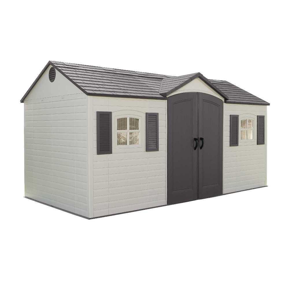 Outdoor Storage Sheds Home Depot