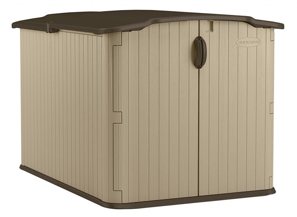 Suncast Glidetop Storage Shed