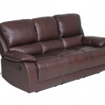 Top Grain Leather Couch