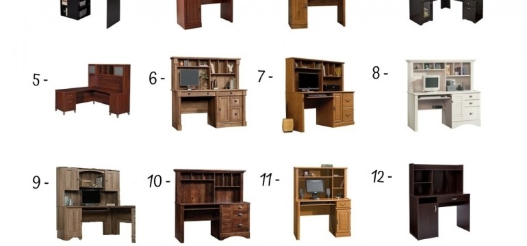 16 Best Computer Desk With Hutch